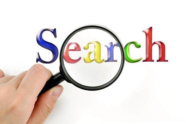 検索サーチエンジンイメージ
